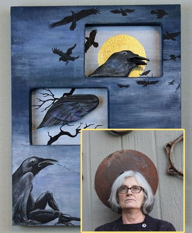 Meet Artevaggio's Featured Artist:  Laurie Foster