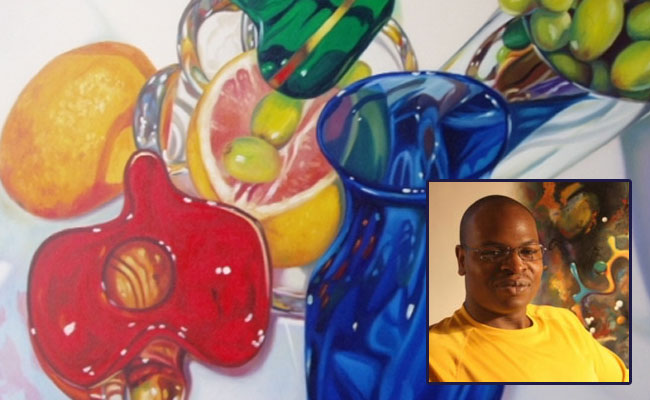 Meet Artevaggio's Featured Artist: Addo Ashong