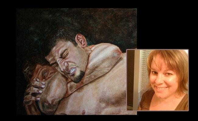Meet Artevaggio's Featured Artist: Samantha Meeker
