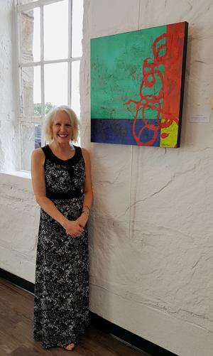 Jacqueline Allison artist