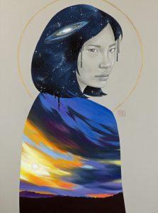 Drawing Near by Sara Drescher